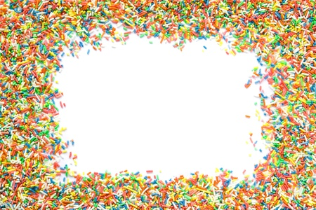 Sprinkles Rahmen