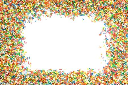 Sprinkles frame