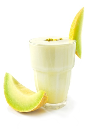 fruit smoothie: Milkshake Stock Photo