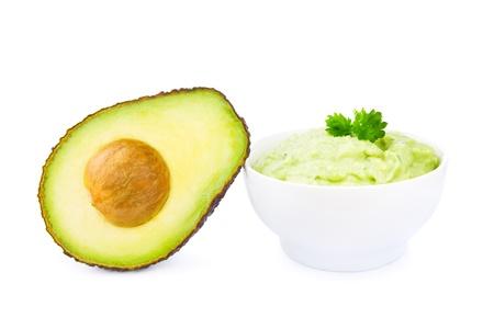 hass: Guacamole dip