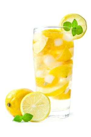 cool mint: Lemonade