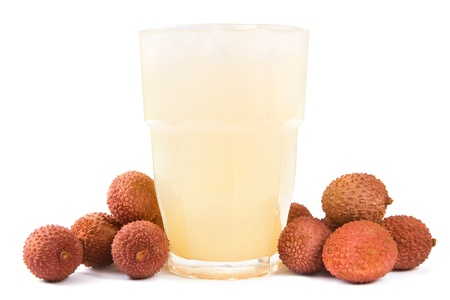lichi: Lychee juice