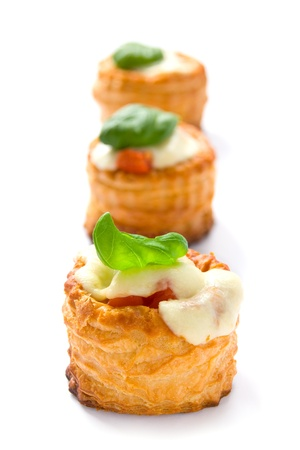 Pastries with cheese Stock Photo - 12417286