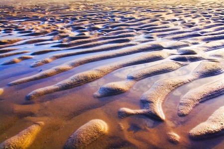 Sand ripples photo