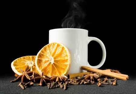 Spice tea Stock Photo - 12416907