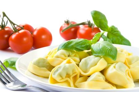 tortellini: Tortellini pasta