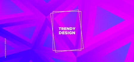 Abstract Polygon Wallpaper. Digital Triangles Layout. Geometric Texture. Neon Futuristic Website Template. Creative Polygon Background. Triangles Poster. 3d Business Design. Geometric Shapes.