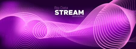 Particle Future. Purple Big Data Stream. Violet Tech Abstract. Binary Numbers Movement. Particle Motion. Neon Big Data Concept. Tech Poster. Pink Binary Number Wallpaper. Digital Particles.