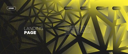 3d Abstract Triangles Background. Black Geometric Pattern. Glow Web Page Design. Gradient Texture. Gray Triangular Geometry. Geometric Poster. Futuristic Style. Abstract Triangle Wallpaper.