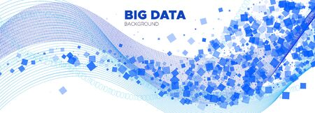 Matrix Vector. White Flow Particle Pattern. Blue Technology Abstract. Data Numbers. White Matrix Codes. Blue Binary Background. White Technology Wallpaper. Big Data Stream. Matrix Digits. Illusztráció