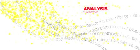 Binary Number Wallpaper. Yellow Tech Banner. Particle Motion. Big Data Analysis. White Binary Numbers Movement. Tech Poster. Particle Future. Big Data Stream. Binary Number Background. Çizim