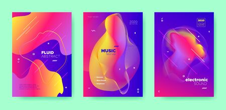 Pink Dj Flyer. Electronic Party. Colorful Futuristic Brochure. Neon Abstract Design. Purple Dj Poster. Electronic Sound. Blue Gradient Pattern. Abstract Waves. Red Dj Layout. Electronic Music.