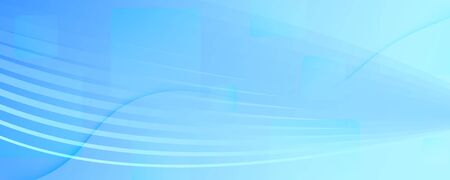 Blue Gradient Background. 3d Flow Lines Banner. Curve Technology Wallpaper. Light Geometric Magazine. Gradient Background. Fluid Vibrant Design. Abstract Brochure. Gradient Background.