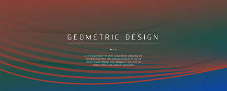 Fluid Geometric Abstract. Wave Futuristic Shapes Movement. Blue Digital Pattern. Memphis Gradient Website. Flow Elements. 3d Curve Landing Page. Dynamic Geometric Abstract. Vivid Shape. 矢量图像