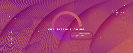 Abstract Fluid Background. 3d Futuristic Concept. Flow Lines Poster. Orange Abstract Fluid Background. Vivid Wavy Landing Page. Minimal Template. Color Shapes. Abstract Fluid Background. 일러스트