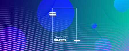 Dark Dynamic Wave. Flow Abstract Layout. Vector Gradient Lines. Dynamic Wave. Vibrant Texture. Fluid Design. 3d Background. Geometric Wallpaper. Blue Creative Template. Dynamic Wave.