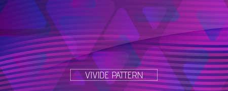 Fluid Background. Abstract Flow Lines Wallpaper. Color Gradient Brochure. Curve Technology Template. Violet Vibrant Motion. Geometric Fluid Background. 3d Pattern. Vector Fluid Background.