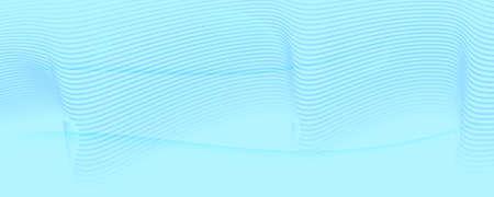 Light Gradient Background. 3d Flow Shape Brochure. Vector Digital Wallpaper. Blue Geometric Magazine. Gradient Background. Fluid Memphis Motion. Abstract Banner. Gradient Background.