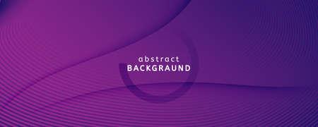 Fluid Background. Abstract Flow Shapes Landing Page. Wave Futuristic Brochure. Curve Minimal Magazine. Purple Graphic Design. Dynamic Fluid Background. 3d Poster. Vector Fluid Background.