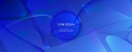 Blue Futuristic Abstract. Technology Layout. 3d Geometric Wallpaper. Graphic Wave Brochure. Minimal Futuristic Abstract. Fluid Shapes Template. 3d Flow Pattern. Blue Futuristic Abstract. 矢量图像