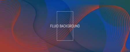 Flow Geometric Abstract. Vector Dynamic Lines Movement. Green Digital Texture. Graphic Gradient Magazine. Fluid Elements. 3d Color Background. Futuristic Geometric Abstract. Curve Shapes. 矢量图像