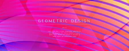 Bright Fluid Shape. Flow 3d Layout. Wave Geometric Lines. Business Fluid Shape. Vibrant Texture. Flow Design. Abstract Background. Gradient Wallpaper. Colorful Website. Fluid Shape.