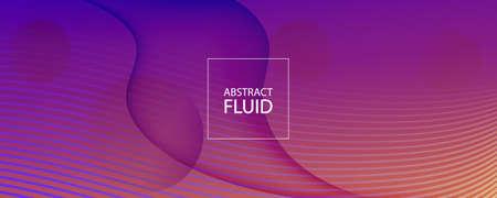 Abstract Fluid Background. 3d Gradient Layout. Flow Lines Poster. Orange Abstract Fluid Background. Color Vibrant Wallpaper. Creative Website. Vivid Shapes. Abstract Fluid Background.