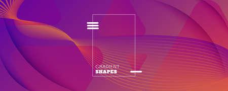 Abstract Fluid Background. 3d Dynamic Design. Flow Shapes Pattern. Orange Abstract Fluid Background. Curve Modern Movement. Technology Website. Vector Lines. Abstract Fluid Background.