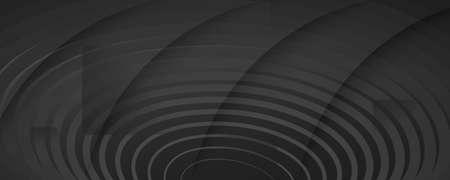 Gray Digital Background. Flow Abstract Flyer. Curve Gradient Lines. Minimal Digital Background. Wavy Texture. Fluid Design. Dynamic Wallpaper. Digital Background. Black Website.