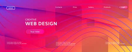 Colorful Fluid Shape. Flow 3d Elements. Wave Dynamic Lines. Digital Fluid Shape. Wavy Pattern. Flow Flyer. Abstract Movement. Futuristic Landing Page. Bright Template. Fluid Shape.
