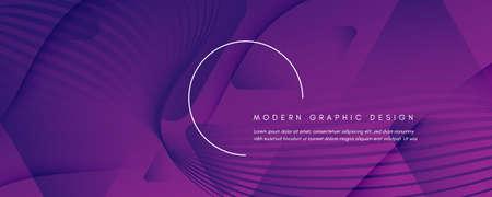 Fluid Background. 3d Flow Line Movement. Curve Geometric Banner. Wave Minimal Website. Violet Wavy Motion. Futuristic Fluid Background. Abstract Pattern. Vivid Fluid Background.