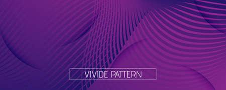 Fluid Background. 3d Flow Lines Wallpaper. Curve Dynamic Brochure. Color Technology Illustration. Purple Memphis Motion. Geometric Fluid Background. Abstract Texture. Wave Fluid Background.