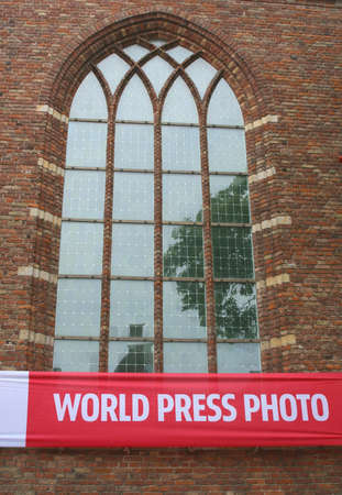 vesting: World Press Photo exhibition in the Great Church in Naarden