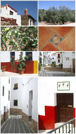 impressions: Impressions of Andalusia