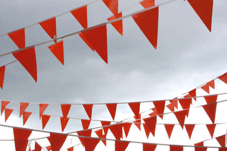 Queensday in Amsterdam Holland