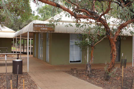 pioneer: Outback Pioneer Lodge in Uluru Ayers Rock