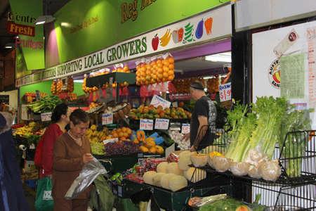 central market: Central Market in Adelaide Australia