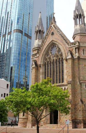 contempory: Saint Andrews Uniting Church in Brisbane