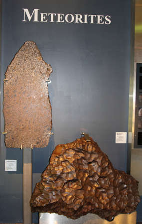 meteorites: Murnpeowie meteorite is found in 1909 near Lake Callabonna in South Australia