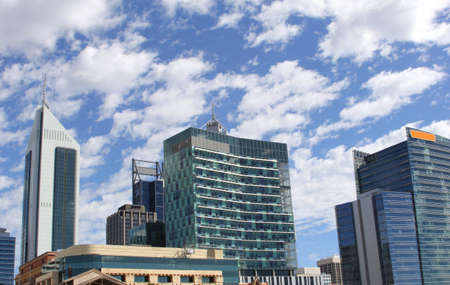 ventures: Business centre in Perth near the Perth Train Station in Australia
