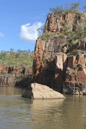 katherine: Katherine Gorge in Northern Territory Australia