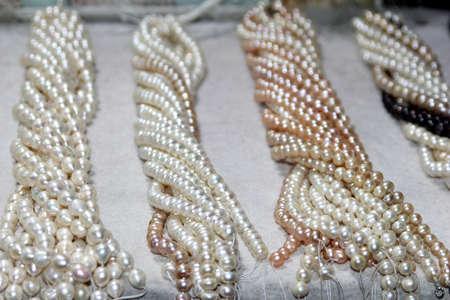 deluxe: Strings of deluxe freshwater pearls