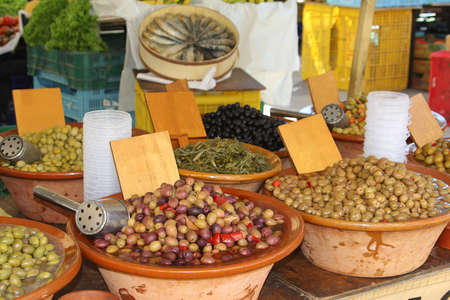 shoppings: Mediterranean olives and tapas at Mallorca