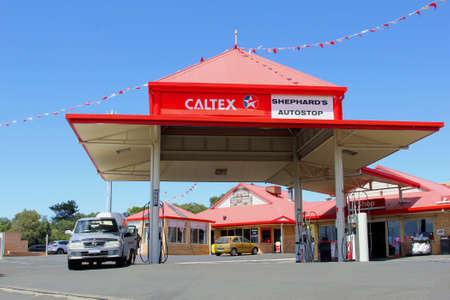 augusta: Augusta, Western Australia, in December 2015 Caltex petrol station in Augusta along the Indian Ocean in Western Australia