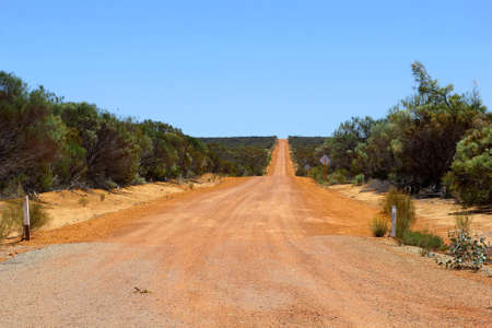 australasia: Adventurous Holland Track, a 4WD unsealed road from Hyden to Coolgardie, Western Australia