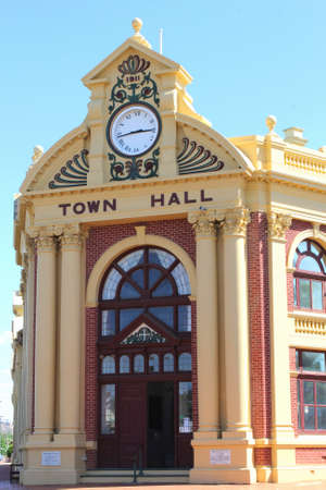 australasia: York, Western Australia, in December 2015 Ancient Town Hall in York, the oldest inland town of Western Australia