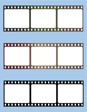Film Vector Illustration