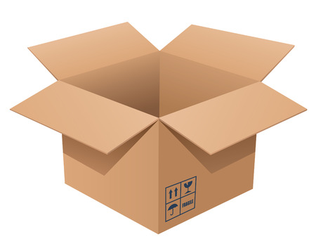 Carboard Box Vector