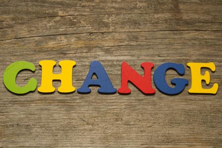 change word concept
