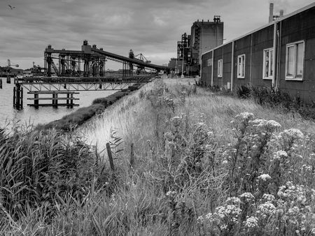 forgotten: The old factory